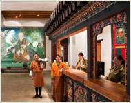 Attractions in Paro