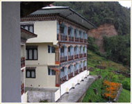 Attractions in Trongsa