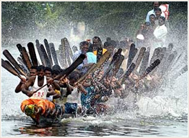 Snake Boat Race - Backwater Special Events