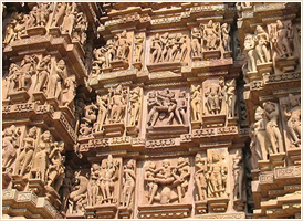Khajuraho - Temple of Love