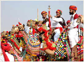 Pushkar Camel Fair - Greatest Tribal Gathering
