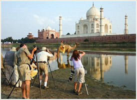 Taj Mahal - The Epitome of Love